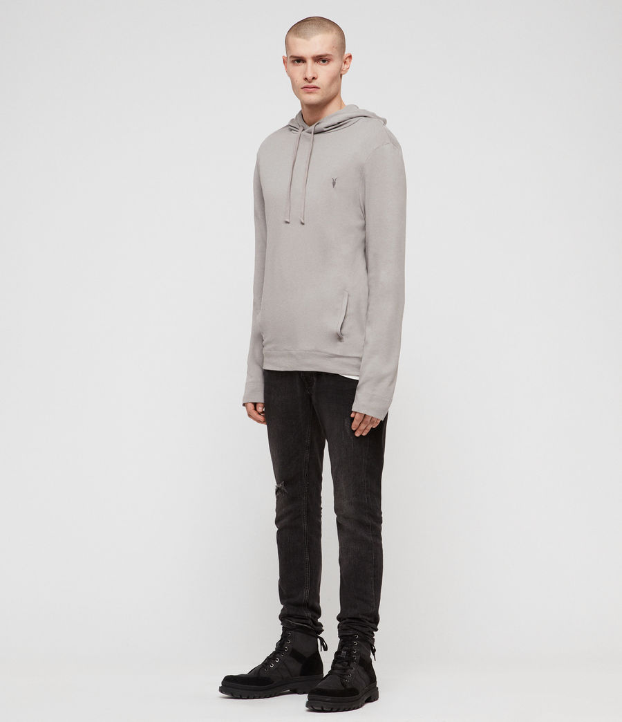 Mens Stan Hoodie (putty_grey) - Image 2