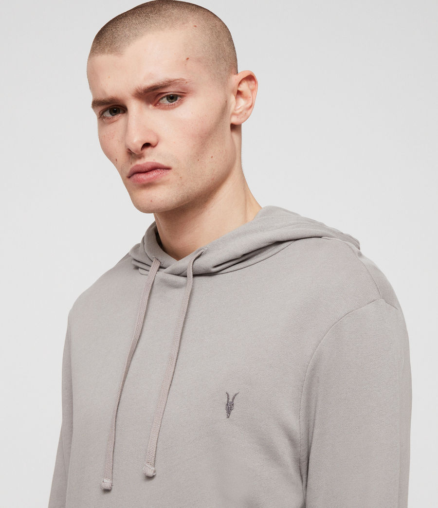 Men's Stan Hoodie (putty_grey) - Image 3