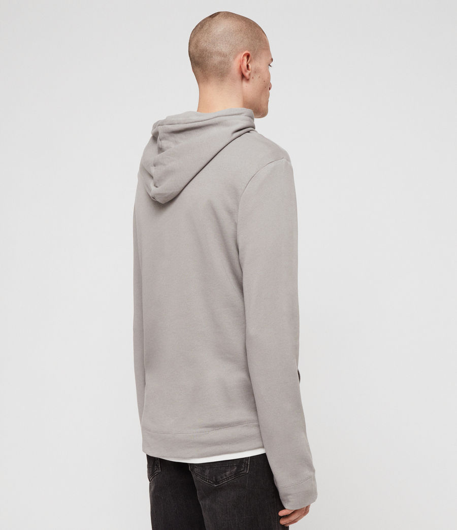 Men's Stan Hoodie (putty_grey) - Image 4