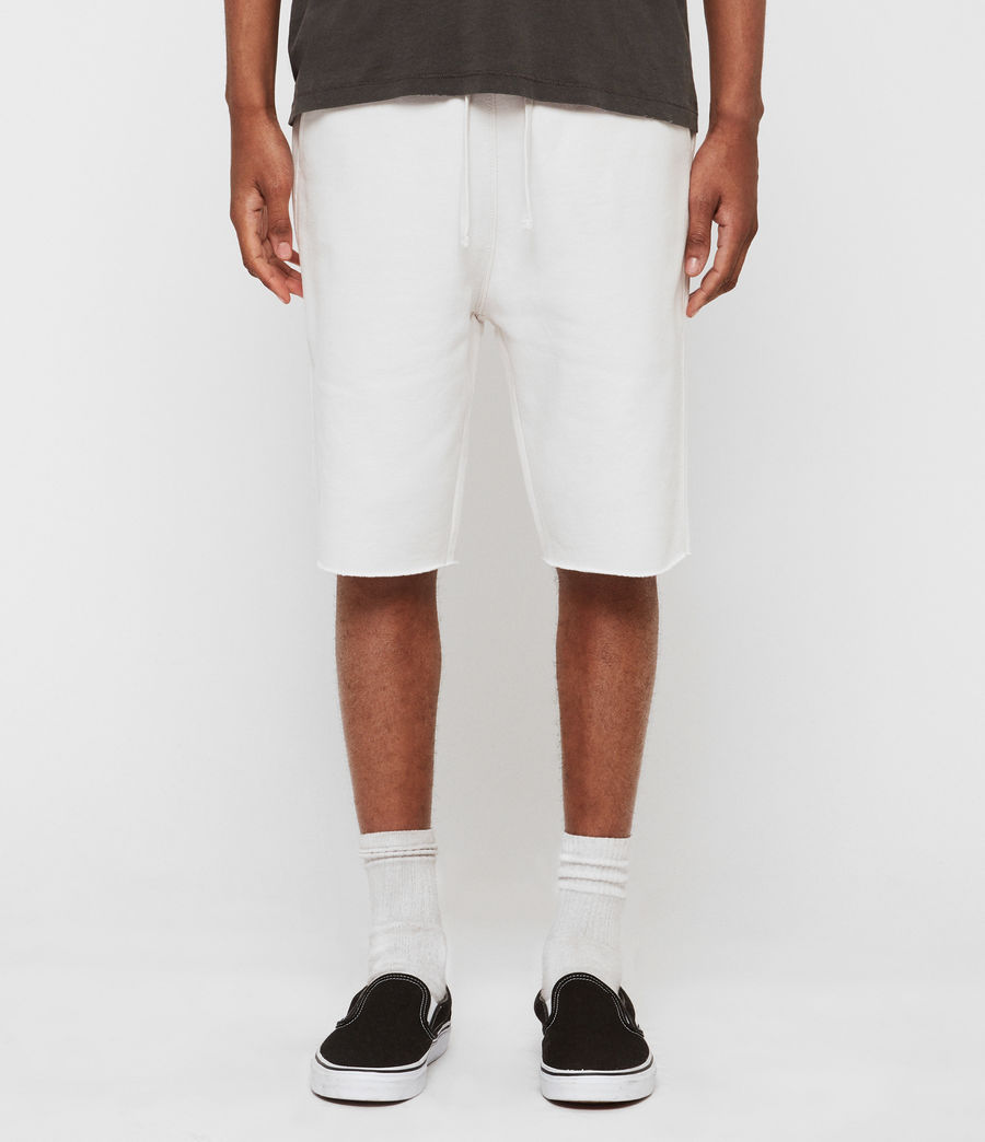 Men's Raven Sweat Shorts (oyster) - Image 1