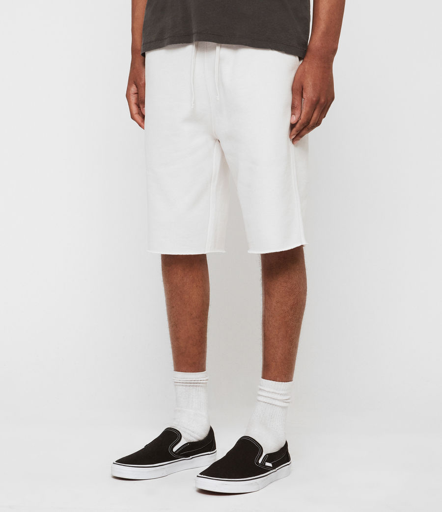 Men's Raven Sweat Shorts (oyster) - Image 2