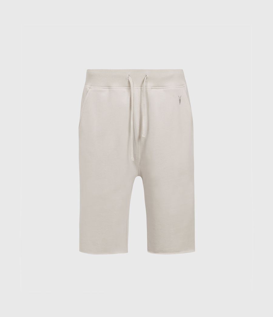 Hombres Raven Sweat Shorts (bleach_grey) - Image 1