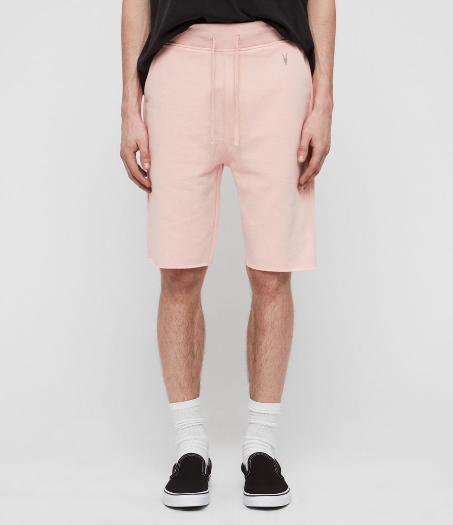 Men's Raven Sweat Shorts (coral_pink_marl) - Image 1