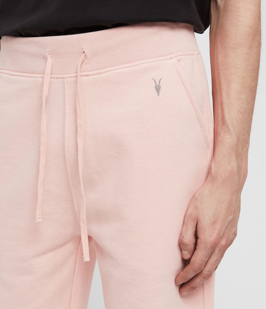 Men's Raven Sweat Shorts (coral_pink_marl) - Image 3