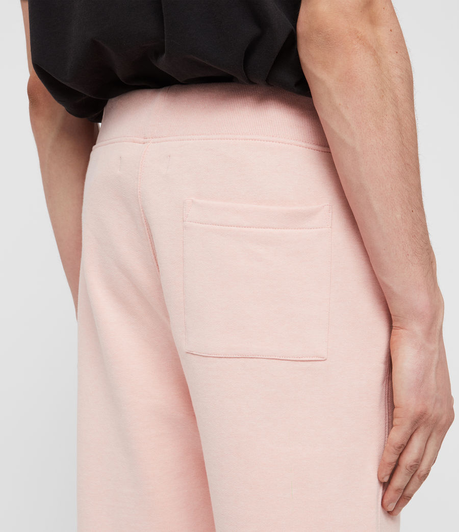 Hombres Shorts Raven (coral_pink_marl) - Image 6