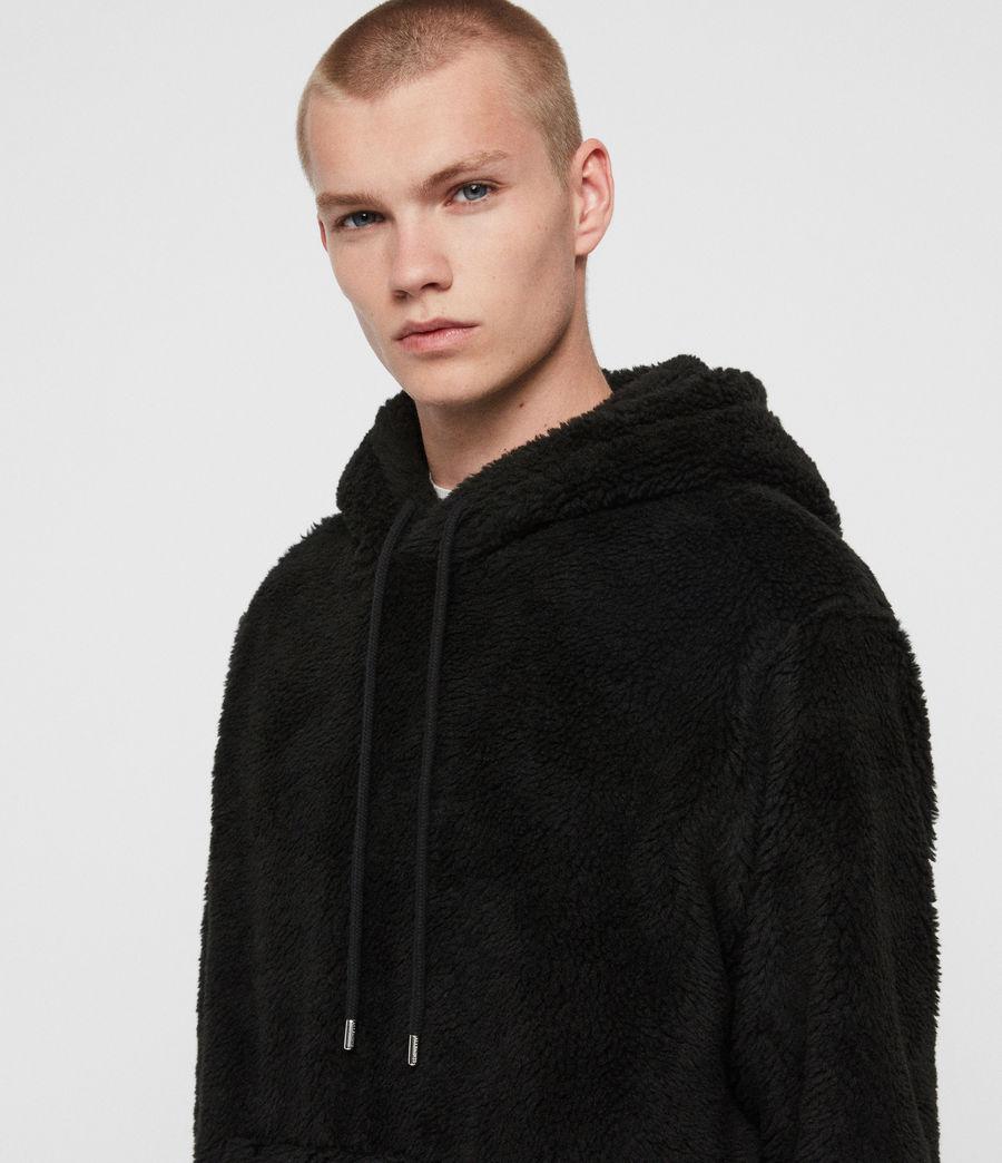 Men's Blake Pullover Hoodie (black) - Image 2