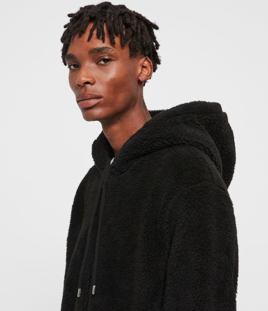 Men's Blake Zip Hoodie (black) - Image 2