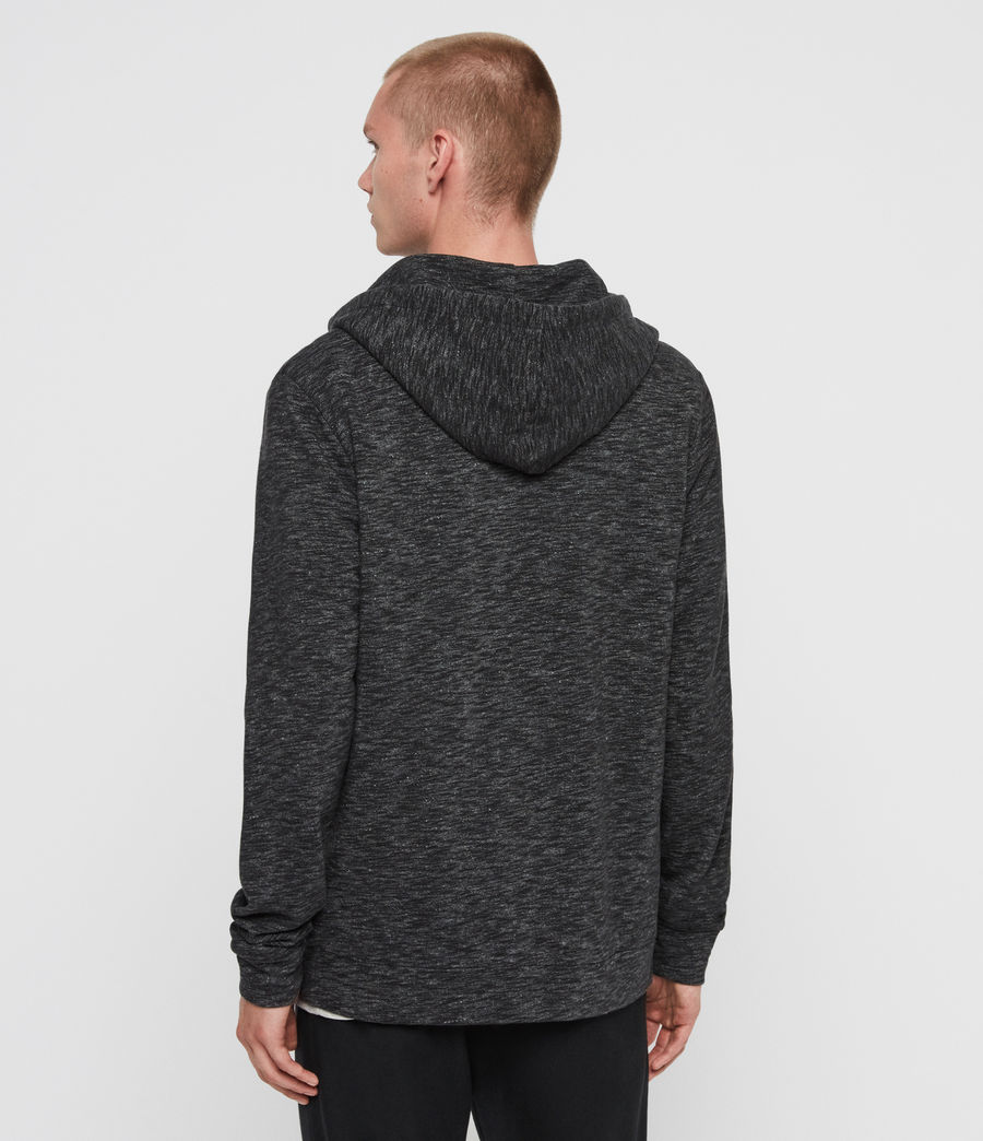 Mens Gahan Funnel Hoodie (cement_grey) - Image 6