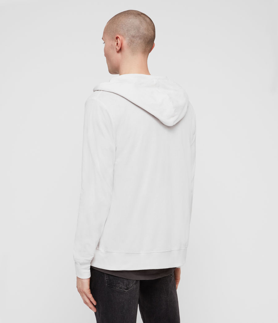 Hombres Brace Hoodie (oyster) - Image 5