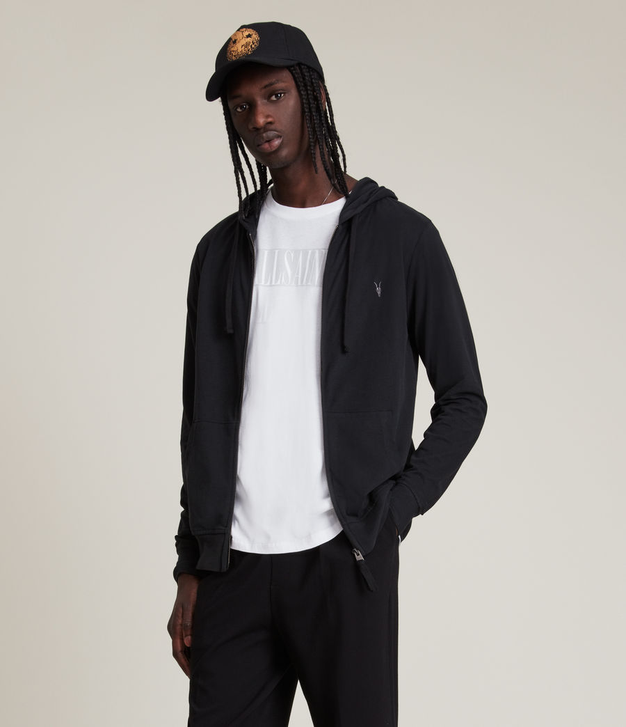 Men's Brace Hoody (jet_black) - Image 1