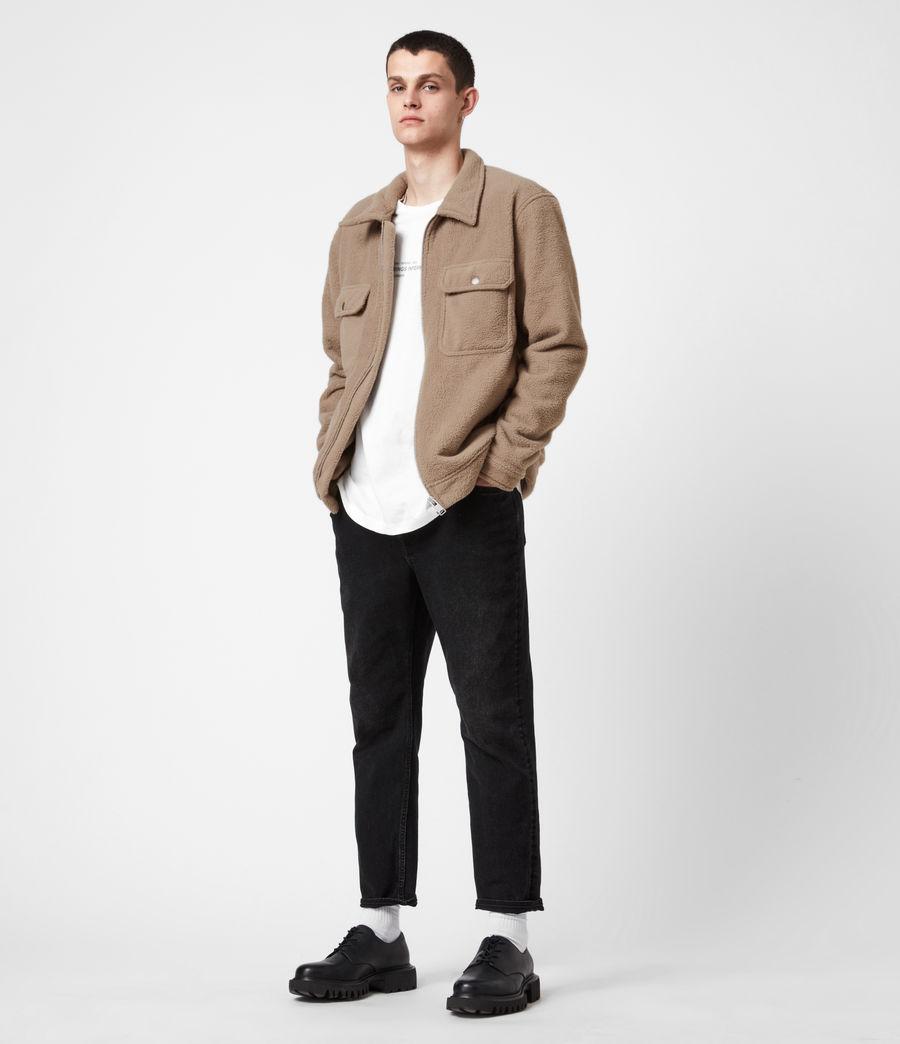 Men's Clayton Jacket (mangrove_brown) - Image 1