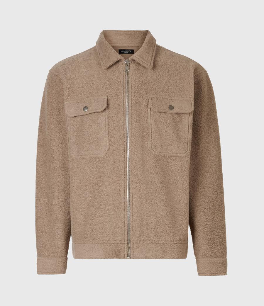 Men's Clayton Jacket (mangrove_brown) - Image 2