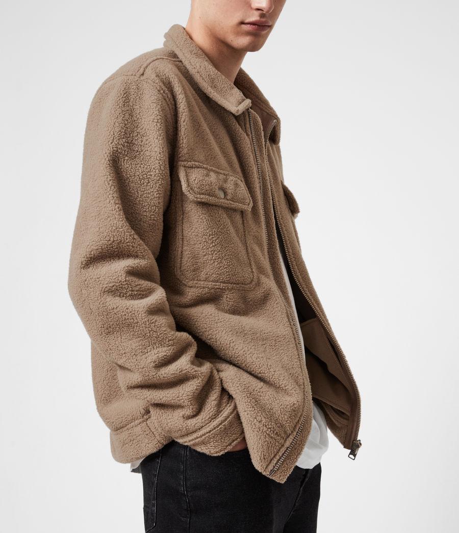 Men's Clayton Jacket (mangrove_brown) - Image 4