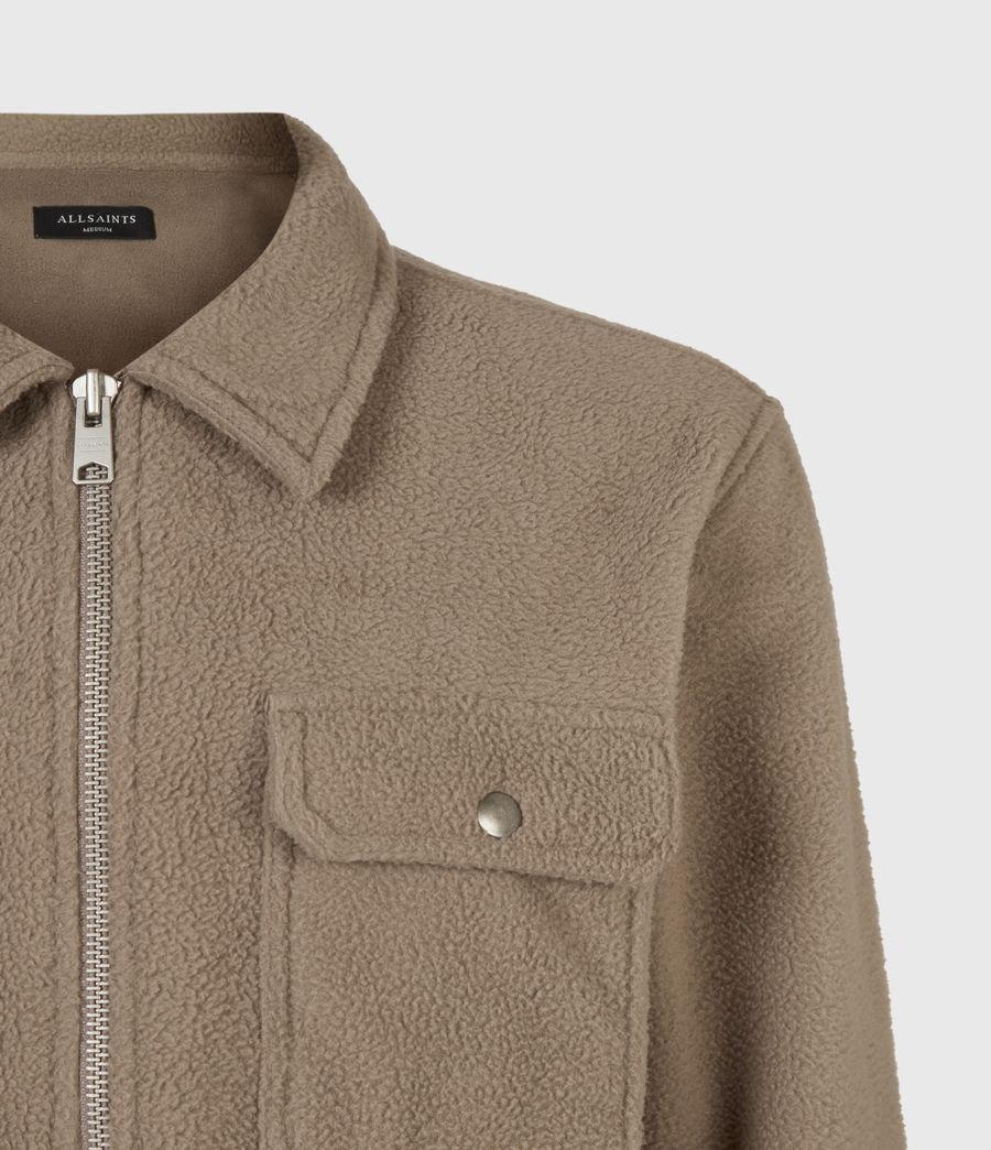 Men's Clayton Jacket (mangrove_brown) - Image 5