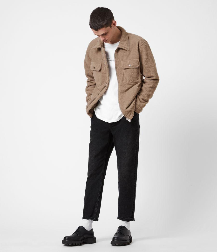 Men's Clayton Jacket (mangrove_brown) - Image 6