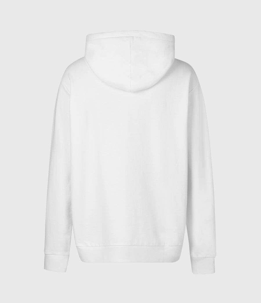 Mens Element Pullover Hoodie (optic_white) - Image 3