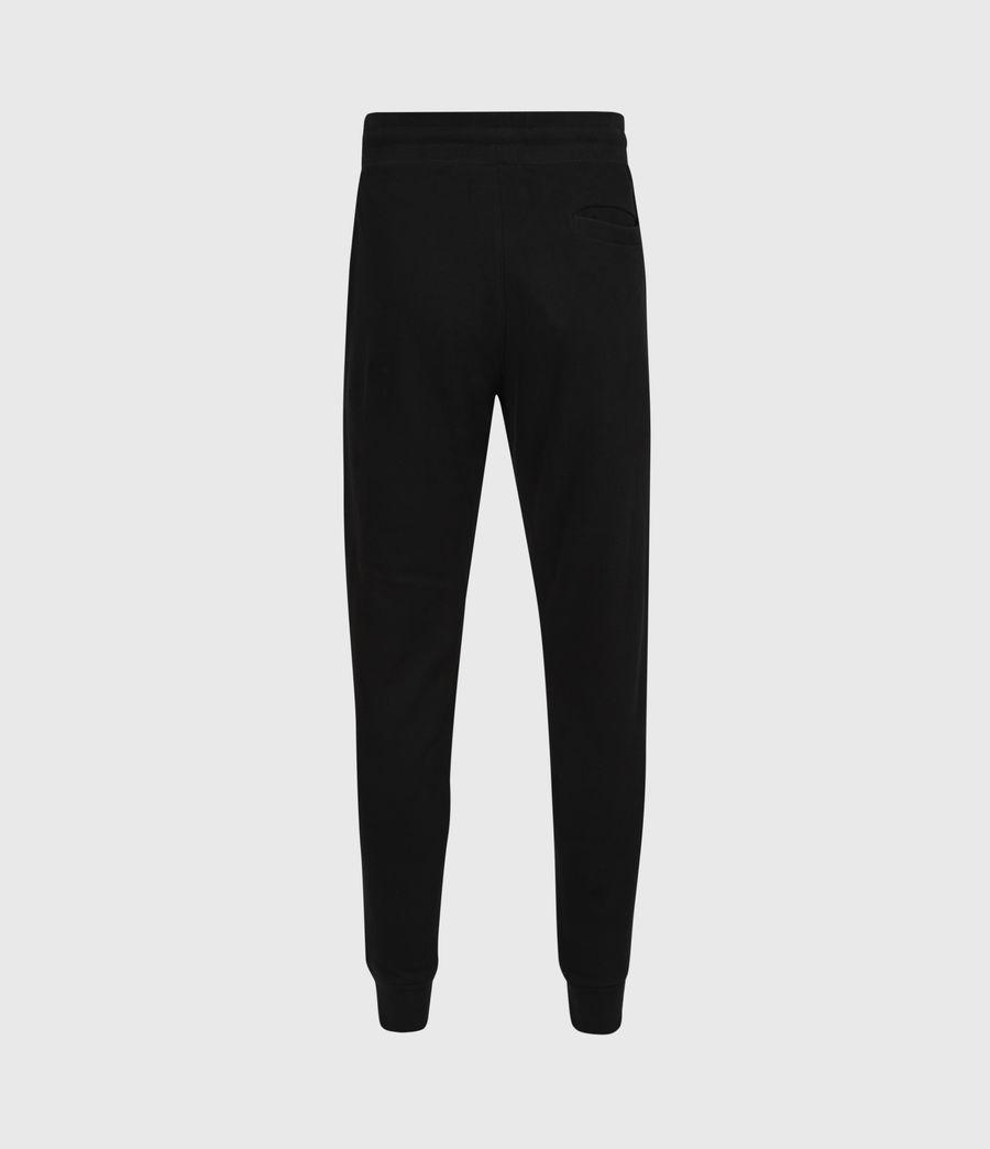 Mens State Slim Cuffed Sweatpants (jet_black) - Image 3
