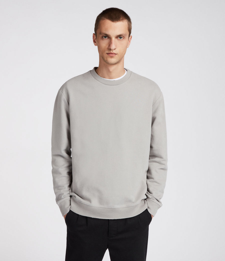 Mens Vigo Sweatshirt (land_grey) - Image 1