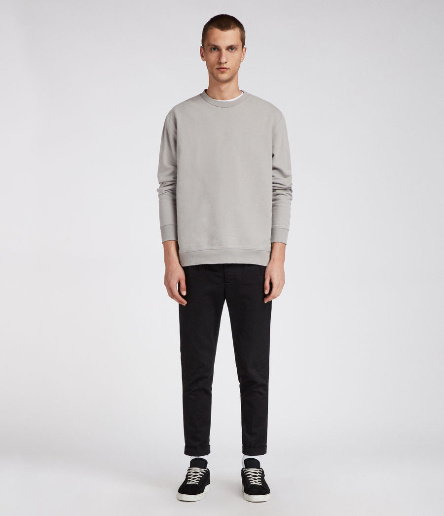 Mens Vigo Sweatshirt (land_grey) - Image 3