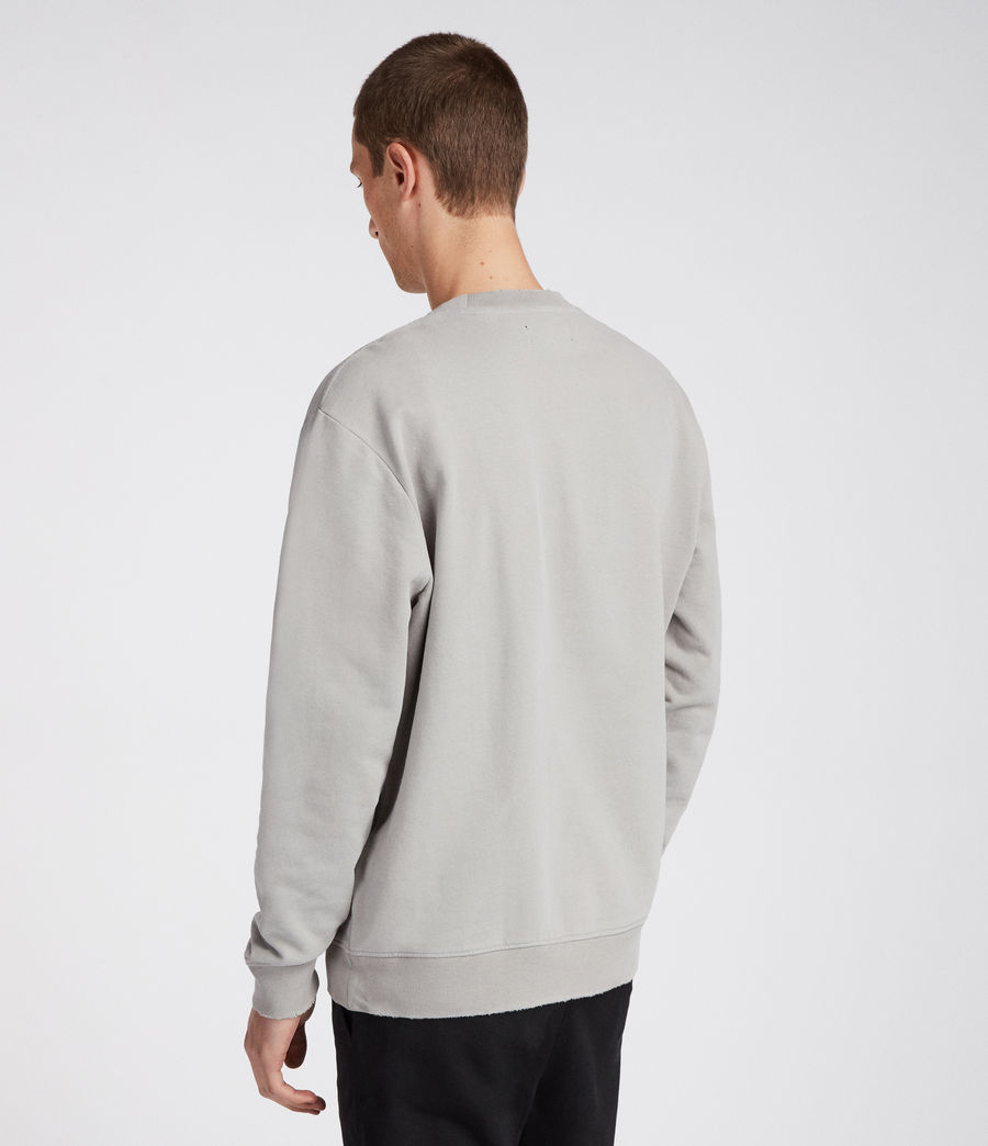 Mens Vigo Sweatshirt (land_grey) - Image 4