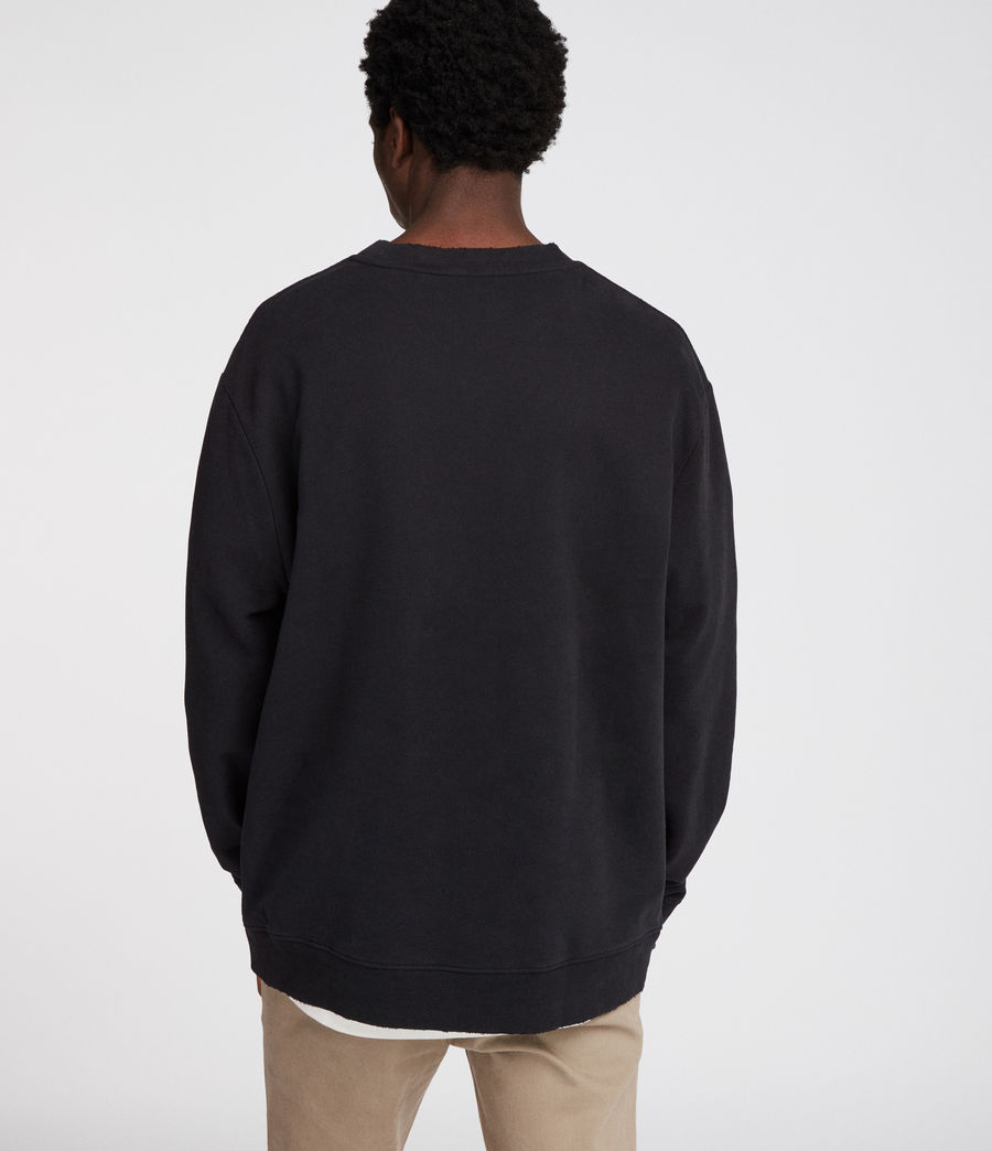 Men's Vigo Sweatshirt (vintage_black) - Image 5