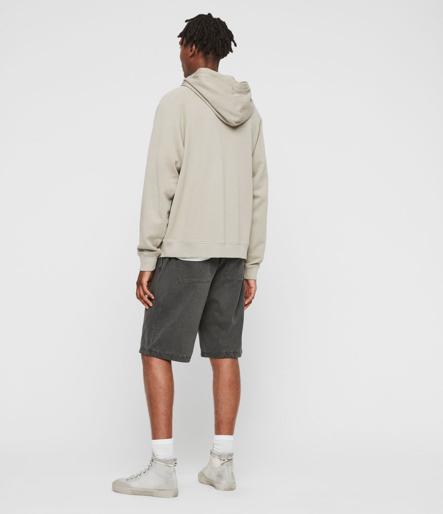 Mens Coil Pullover Hoodie (cement_grey) - Image 5