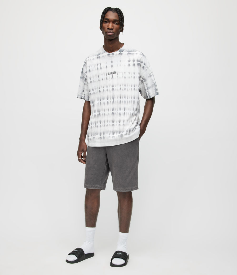 Uomo Shorts Pierce (washed_black) - Image 1