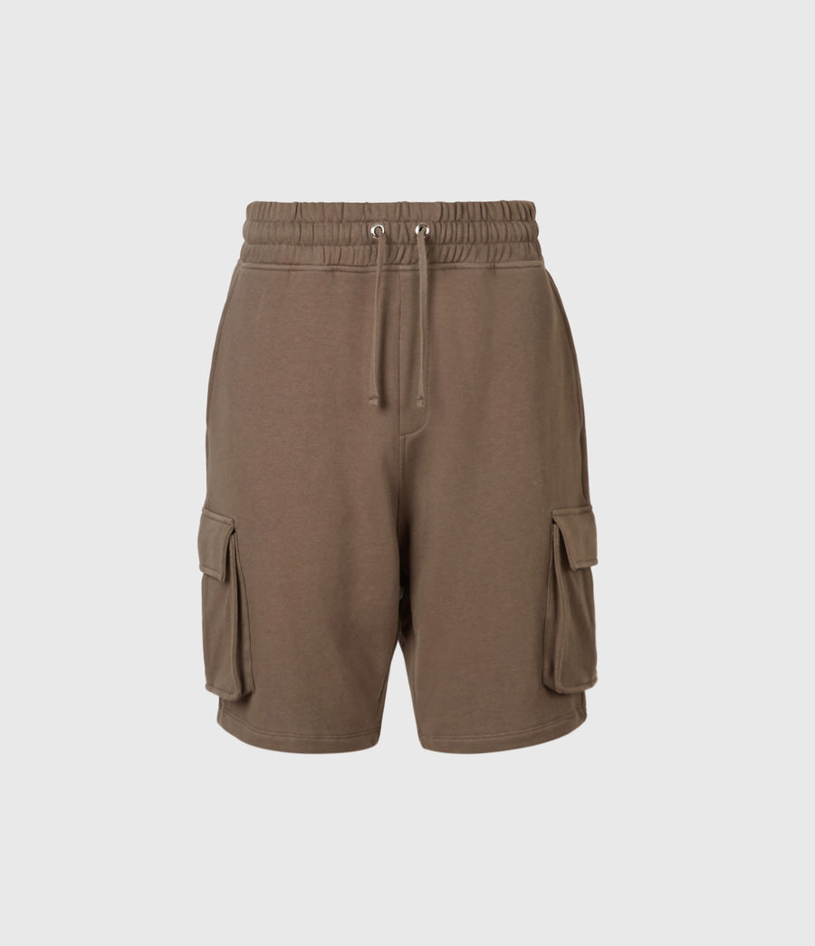 Hommes Short Jogging Ellis (washed_khaki_brown) - Image 2
