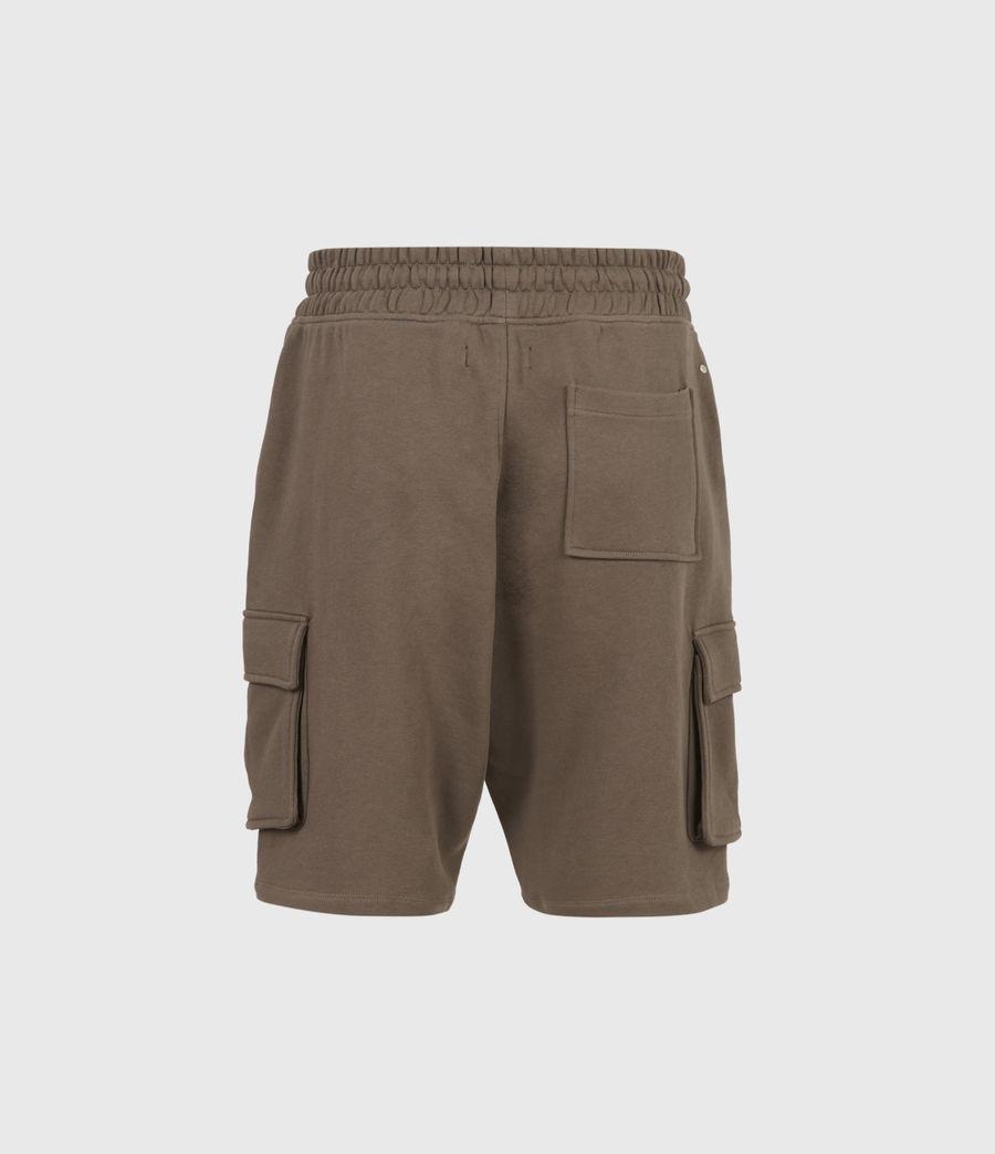 Hommes Short Jogging Ellis (washed_khaki_brown) - Image 3