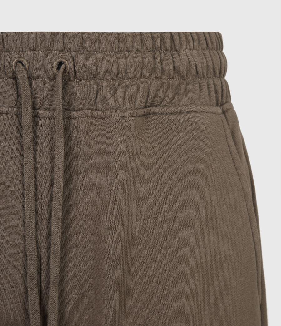 Hommes Short Jogging Ellis (washed_khaki_brown) - Image 5