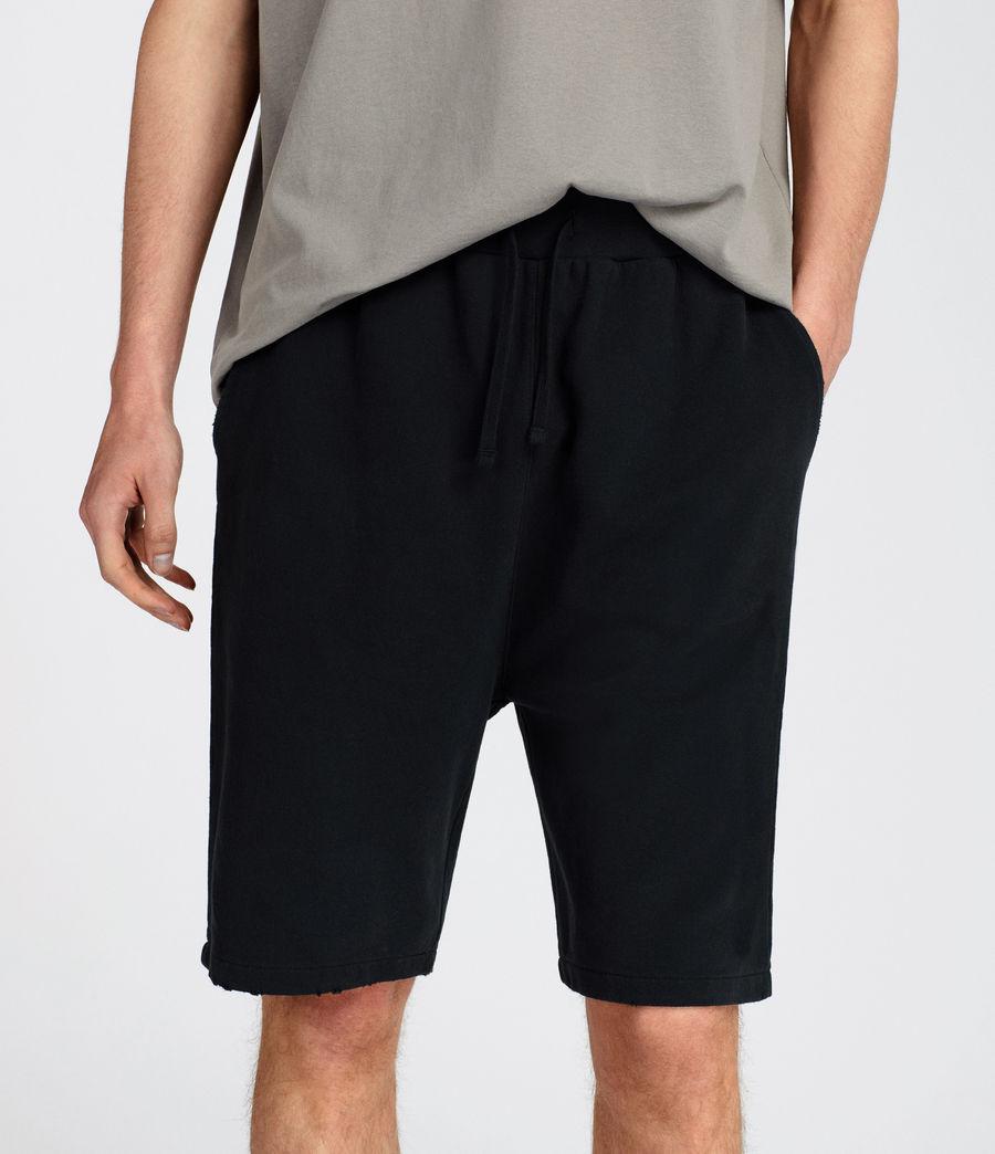 Herren Vigo Sweat-Shorts (vintage_black) - Image 2