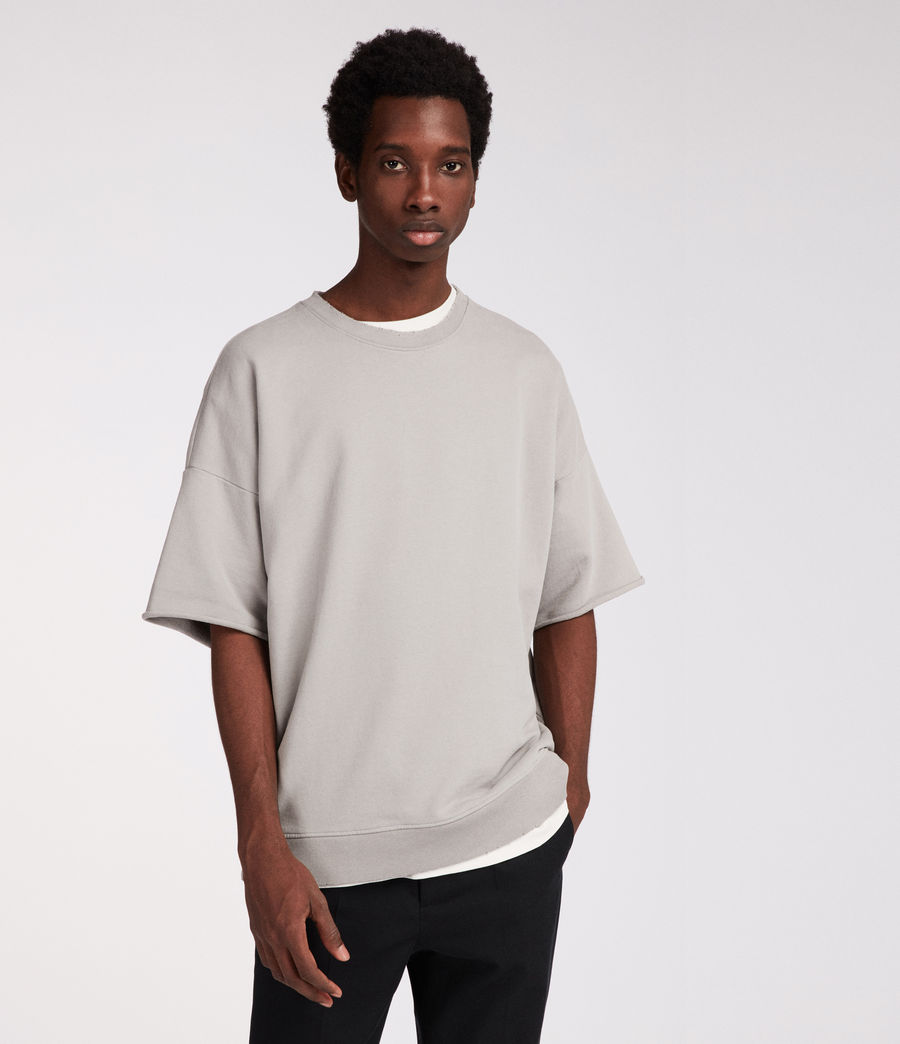 Hommes T-Shirt Vigo (land_grey) - Image 1