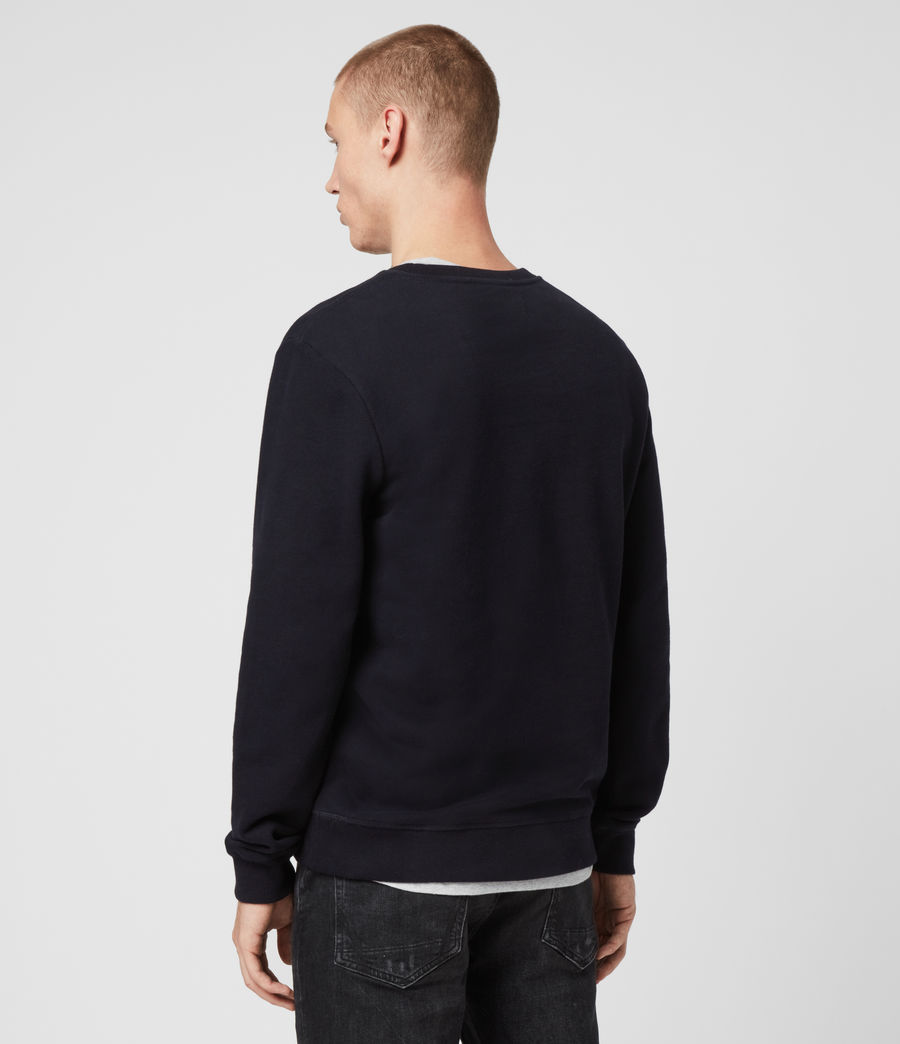 Men's Raven Sweatshirt (black) - Image 5