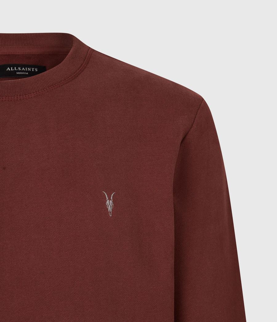 Herren Raven Sweatshirt (black) - Image 4