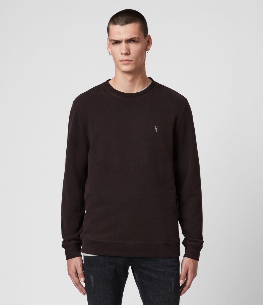 Men's Raven Sweatshirt (black) - Image 1