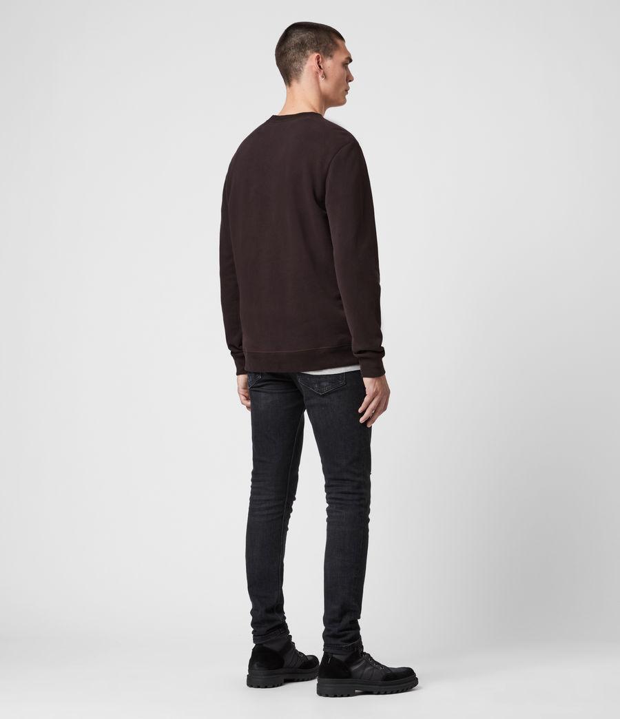 Men's Raven Sweatshirt (black) - Image 5