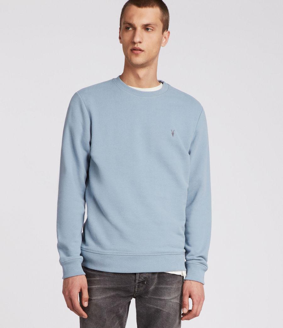 Mens Raven Sweatshirt (nordic_blue) - Image 1
