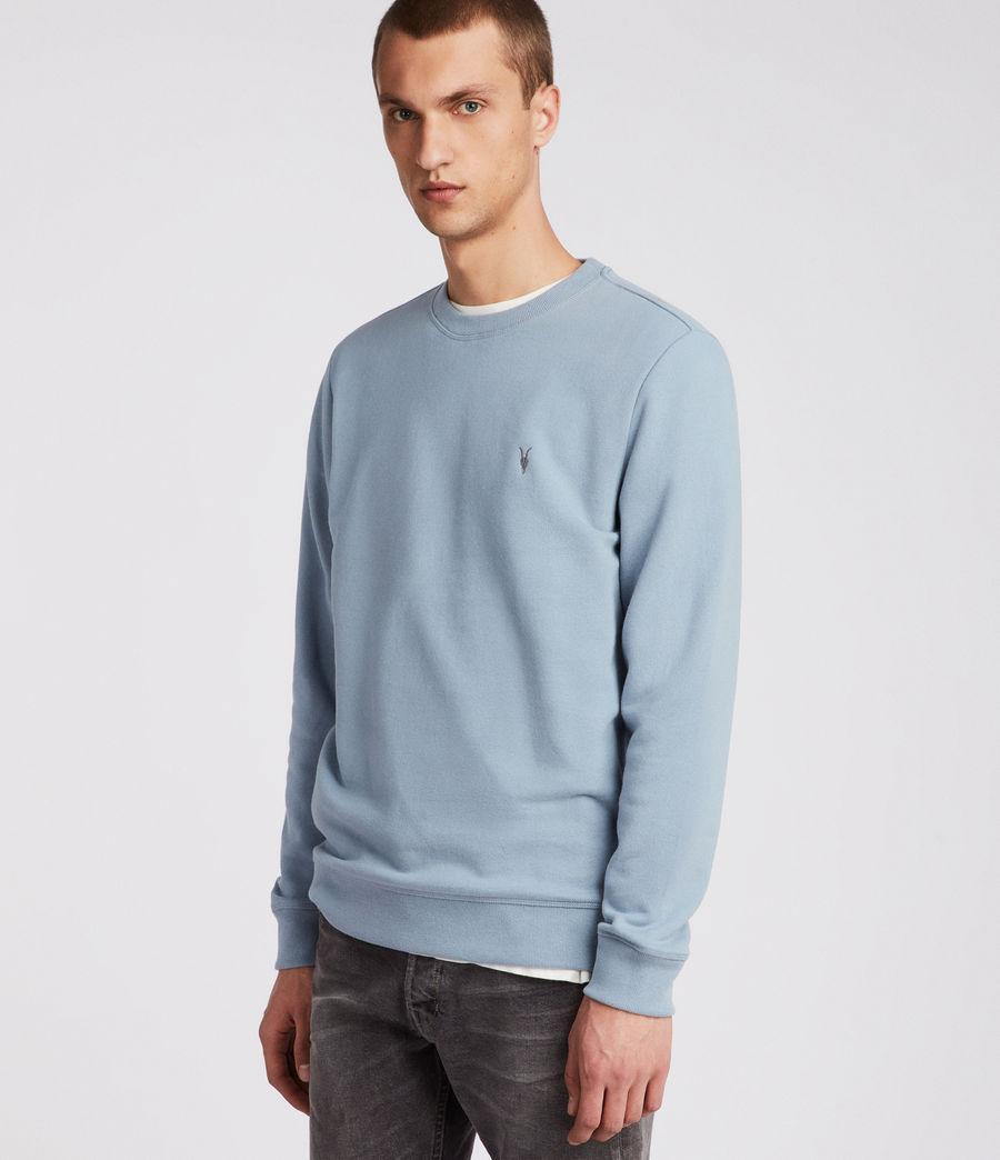 Mens Raven Sweatshirt (nordic_blue) - Image 2