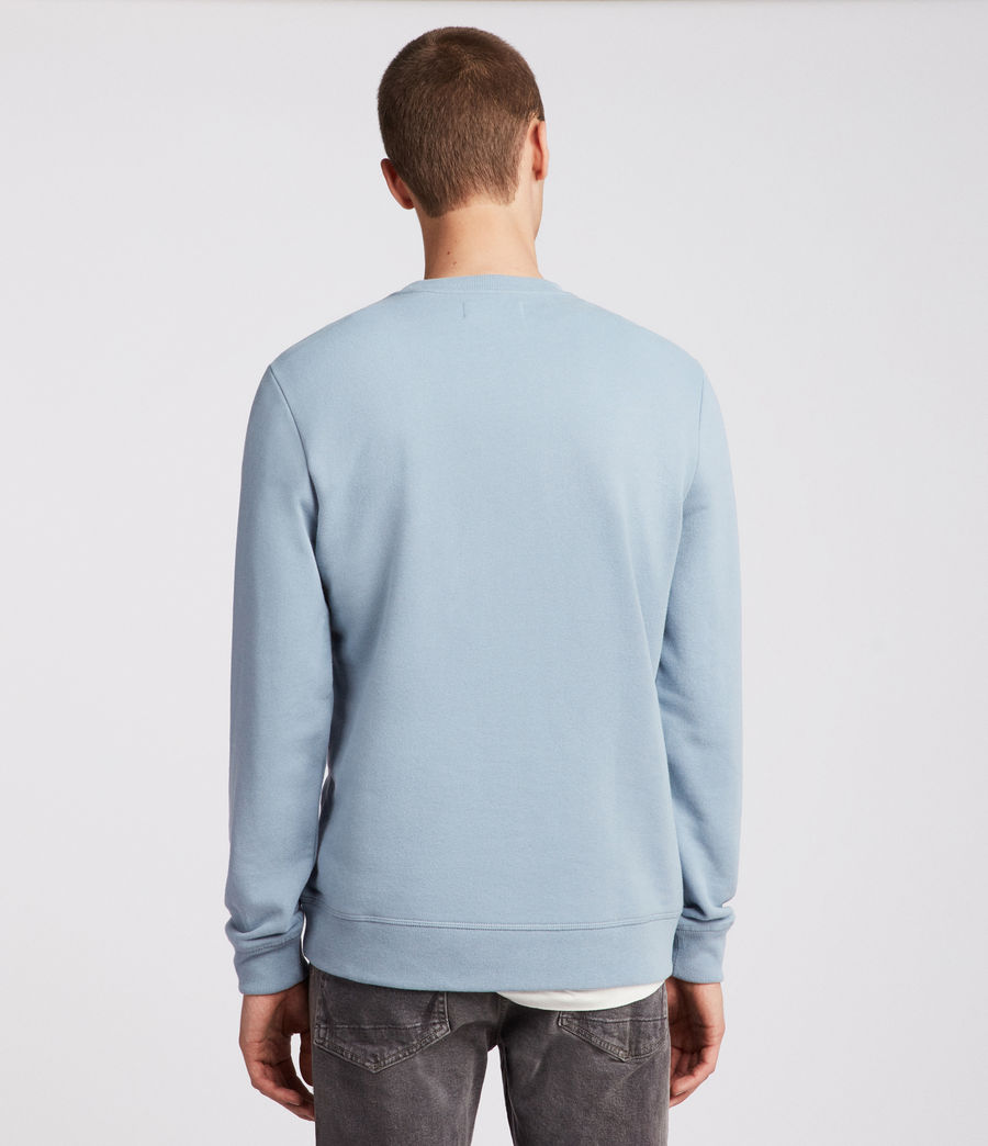 Mens Raven Sweatshirt (nordic_blue) - Image 3