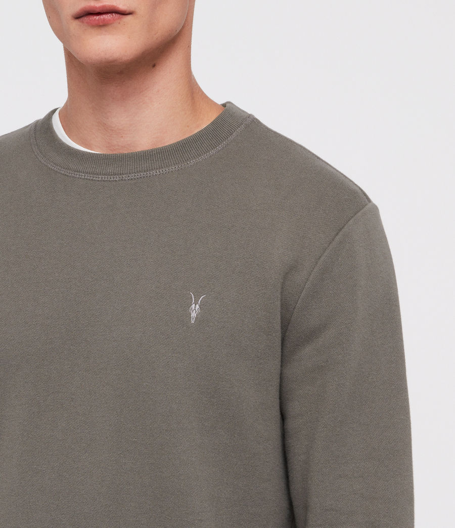 Uomo Raven Crew Sweatshirt (core_grey) - Image 2