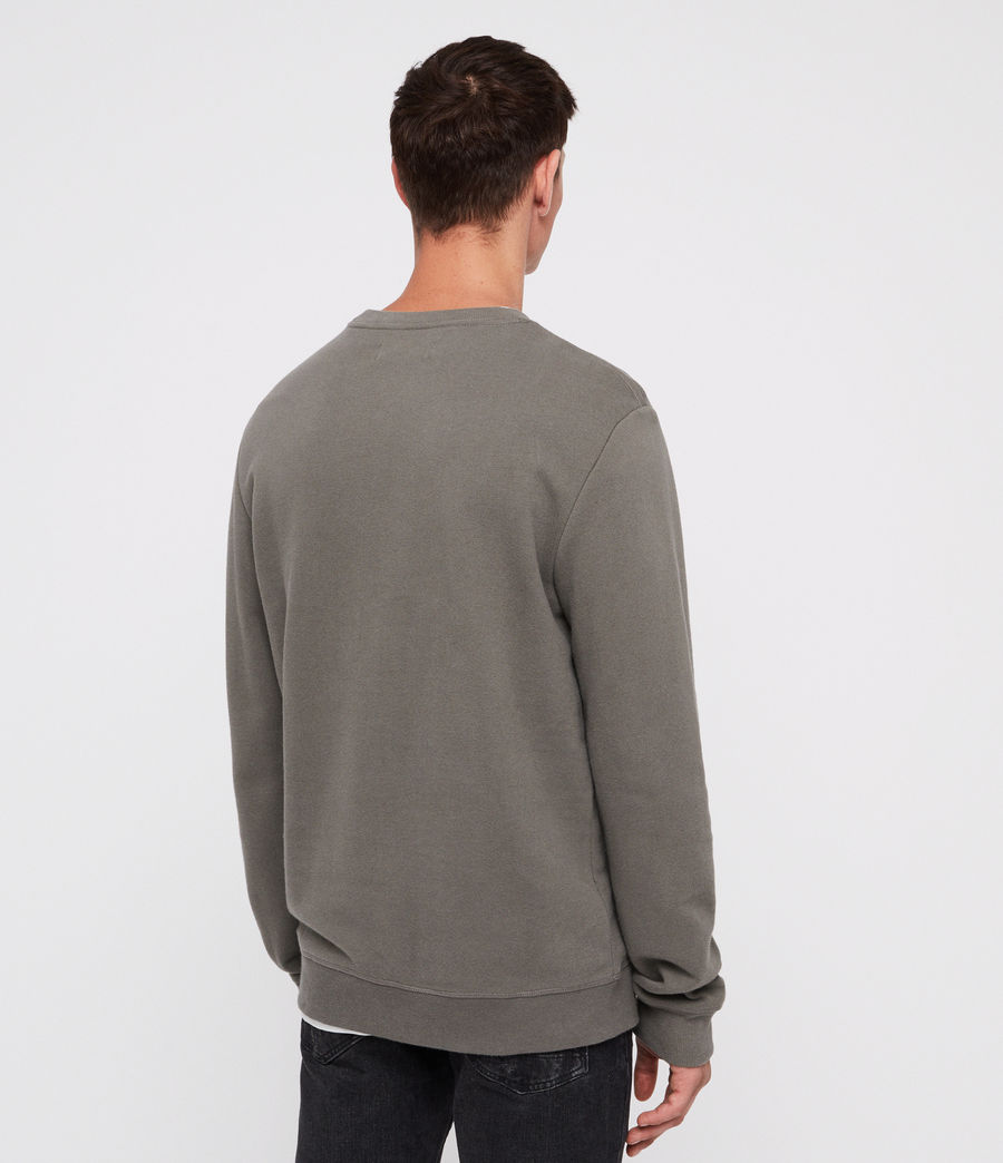 Uomo Raven Crew Sweatshirt (core_grey) - Image 4