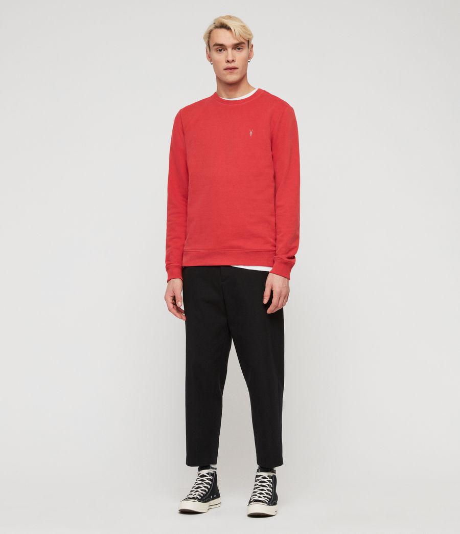 Men's Raven Sweatshirt (black) - Image 3