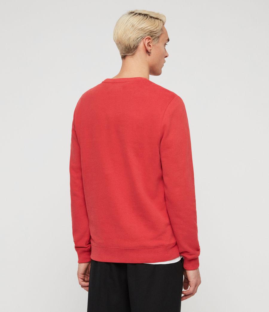 Herren Raven Sweatshirt (black) - Image 5