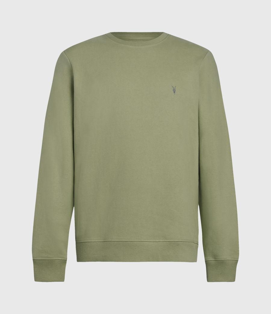 Hombre Raven Crew Sweatshirt (aloe_green) - Image 3