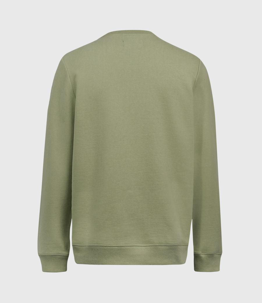 Hombre Raven Crew Sweatshirt (aloe_green) - Image 4