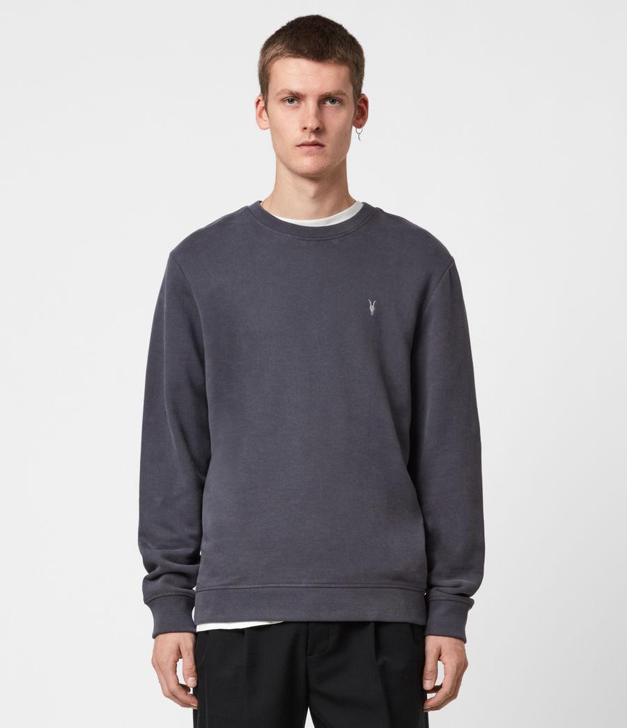 Mens Raven Crew Sweatshirt (aster_blue) - Image 1