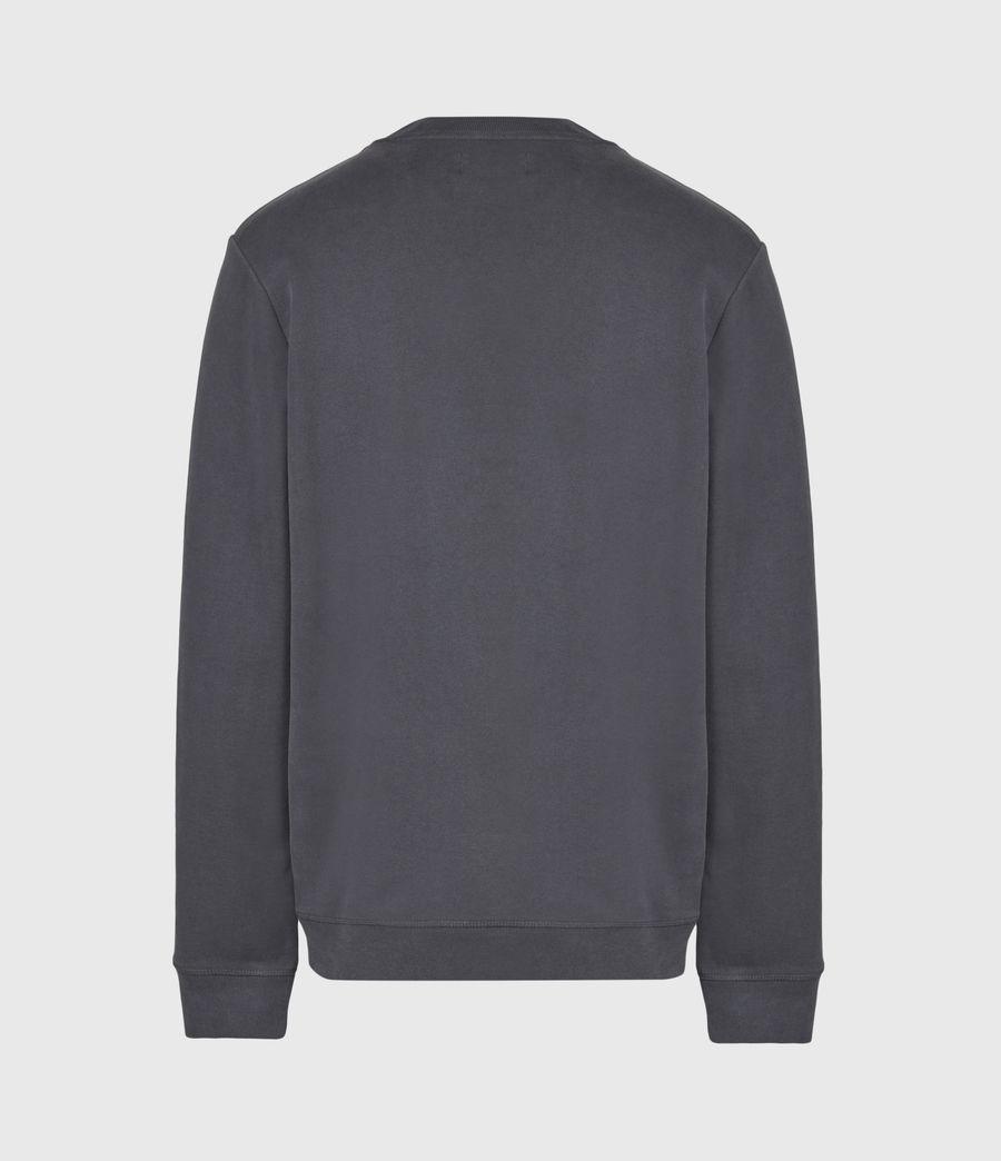 Mens Raven Crew Sweatshirt (aster_blue) - Image 3