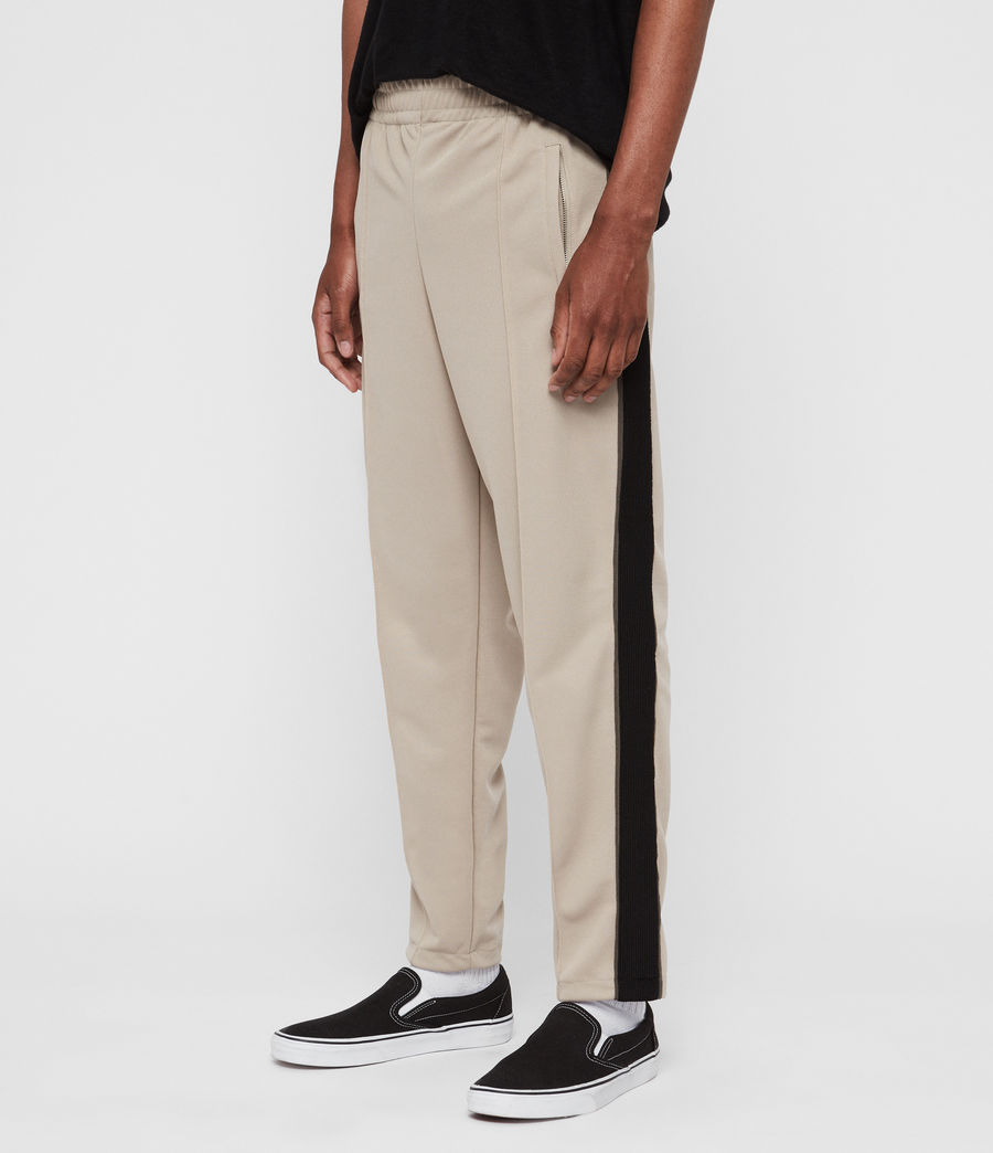 Hombres Jasper Trousers (putty_brown_green) - Image 2