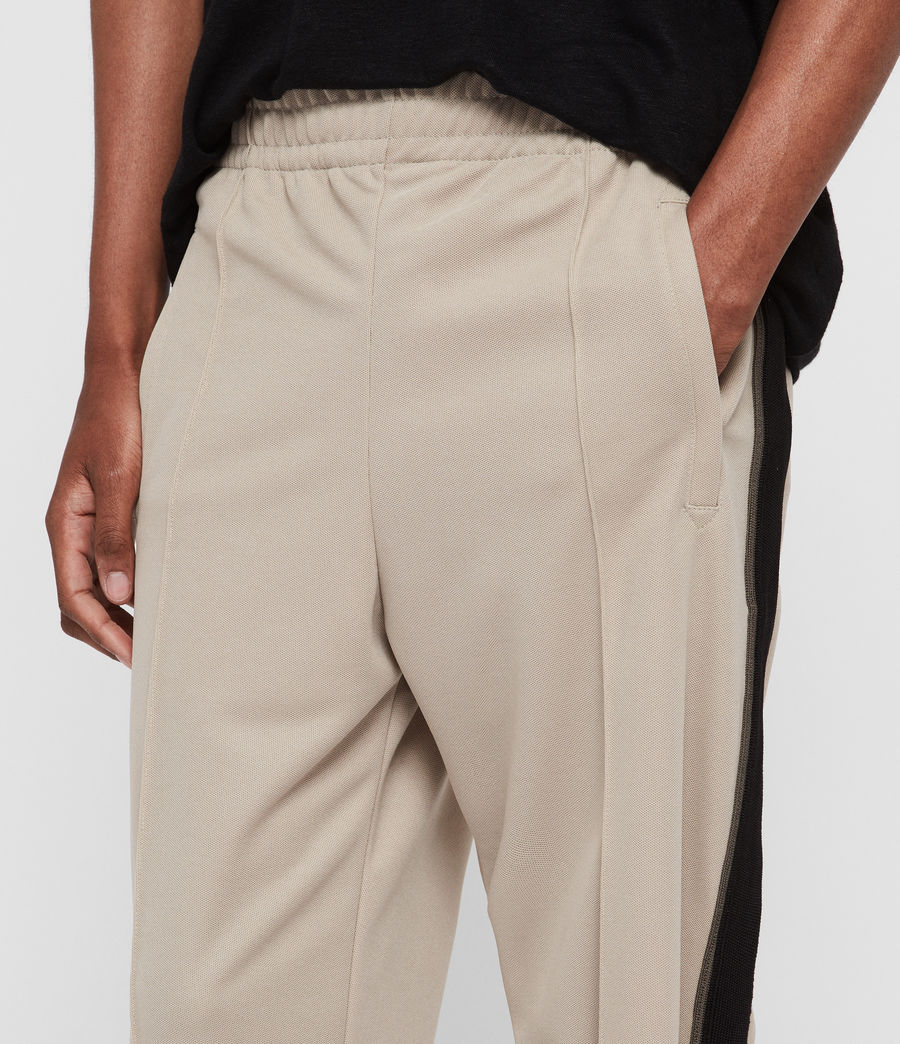 Hombres Jasper Trousers (putty_brown_green) - Image 4