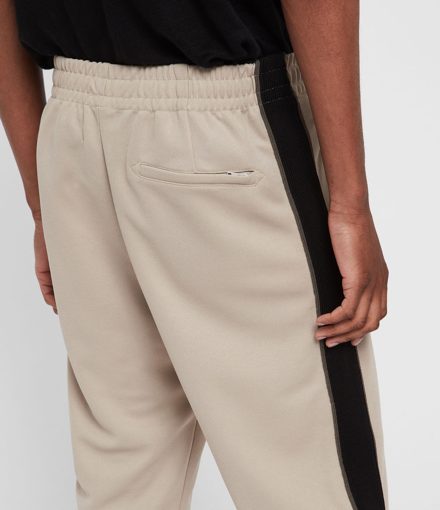 Men's Jasper Relaxed Trousers (putty_brown_green) - Image 5
